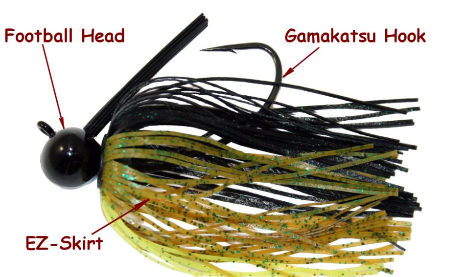 The Perfect Jig By Strikezone Lure Co